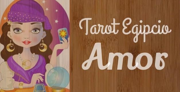 Tarot egipcio amor