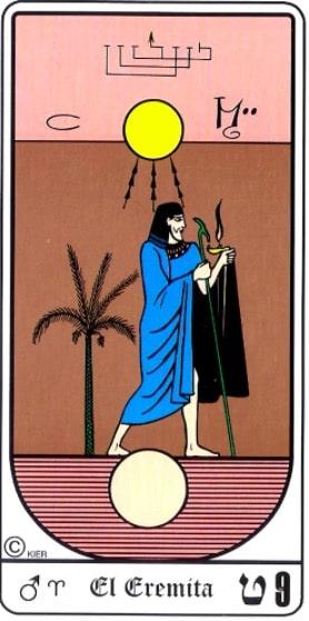 significado de el eremita